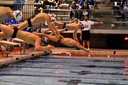 Varsity Swimming Opens With Win