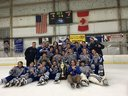 Varsity Hockey Wins 2017 SWOHSHL Tournament