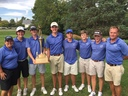 Varsity Golf Wins GCL in Record Setting Way