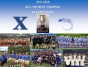 St. Xavier WINS 2017-2018 GCL South All Sports Trophy