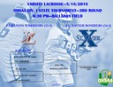 Varsity Lacrosse GAMEDAY - OHSAA Div. I Tournament - 3rd Round