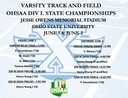 Varsity Track and Field State Championship Weekend - LIVE UPDATES